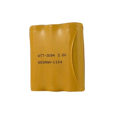 Hitech - Replacement Cordless Phone Battery for Bell South 39360 AND AT&T/Lucent 3094, 9400