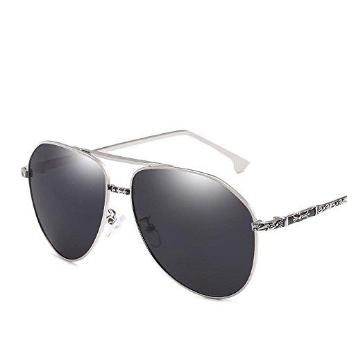 pata libre F conduce sol polarización metal conductor marea de aire Pesca espejo deportes de hombre gafas al mans tallado Viento Aoligei gxRFUwqnAg