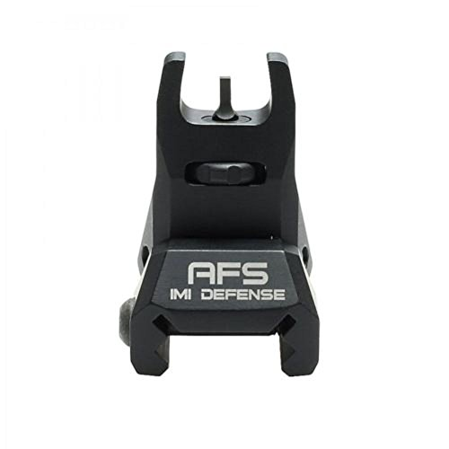IMI Defense AFS Aluminum Front Flip Up Sight Fits Mil-Spec 1913 STANAG 4694 NEW by IMI-Defense
