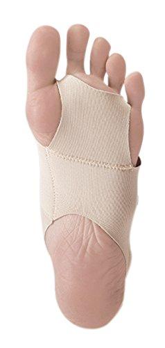 Ashipita One Touch Schwarz Größe L - Medizinische Fußschlinge bei kalten Füßen, Durchblutungsstörungen, Fersensporn, Hallux Valgus, DFS u. v. m. Schwarz / 1 Paar