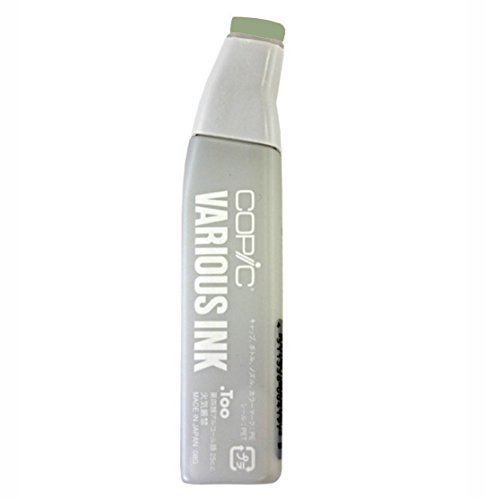 Copic Marker Various Ink Refill for Sketch and Ciao Marker, Olive