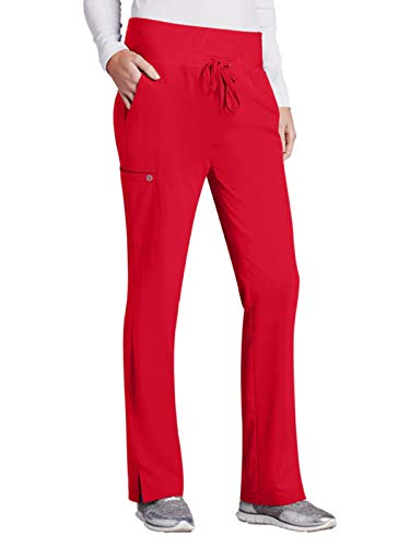 (Barco One 5206 Midrise Cargo Pant Racer Red XXS Tall )