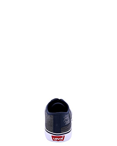 Levis Levis Mens Monterey Chambray 2 Toni Sneaker Navy / Carboncino