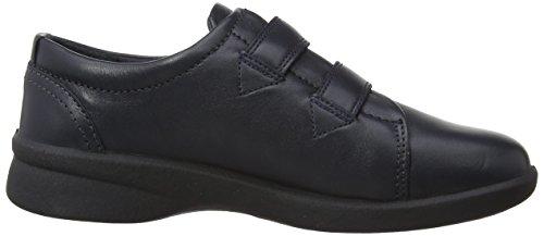 Revive de cordones Azul Marino Zapatos Zr5qSZ
