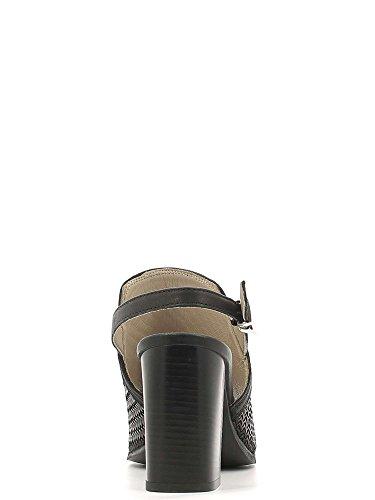 KEYS 5427 Sandalen mit absatz Frauen Schwarz
