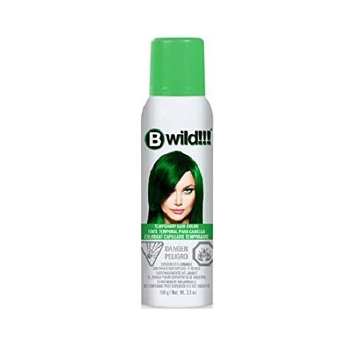 jerome russell B Wild Color Spray, Jaguar Green, 3.5 Ounce