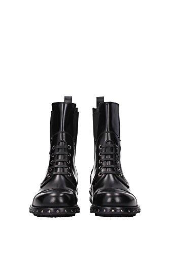 80999 Noir veau femme de AC801 CT0216 noir amp; Gabbana cuir Code en Dolce Bottines modèle w6gaqOa