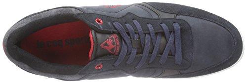Le Coq Sportif ST. ETIENNE LOW-153 - zapatilla deportiva de cuero hombre azul - azul oscuro