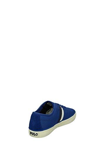 Polo Ralph Lauren HALFORD-NE Sneakers Bassa Uomo Royal 43