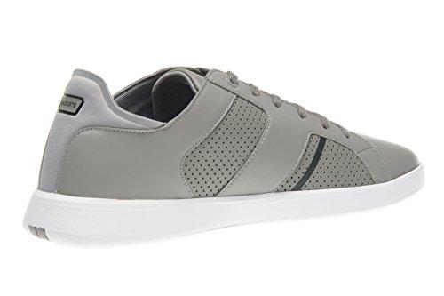 Lacoste Homme Chaussures De Skateboard Gris Pour rwarqnY