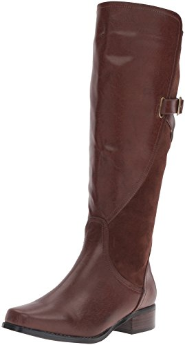 Annie Calf Riding Women's Boot Shoes Noreen Brown Wide pv6qxwaRSp