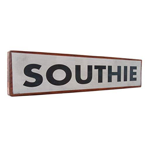 - Venu67Hol South Boston Wall Dcor Wood Plaque Sign