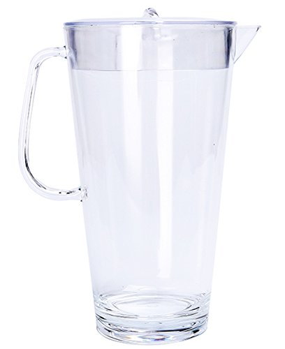 small acrylic pitcher - 9