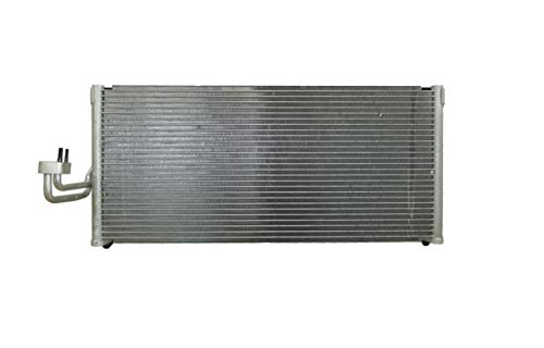 A/C Condenser - Pacific Best Inc. Fit/For 4635 95-99 Mitsubishi Eclipse With Turbo 90-94 Eagle Talon With 134A-System