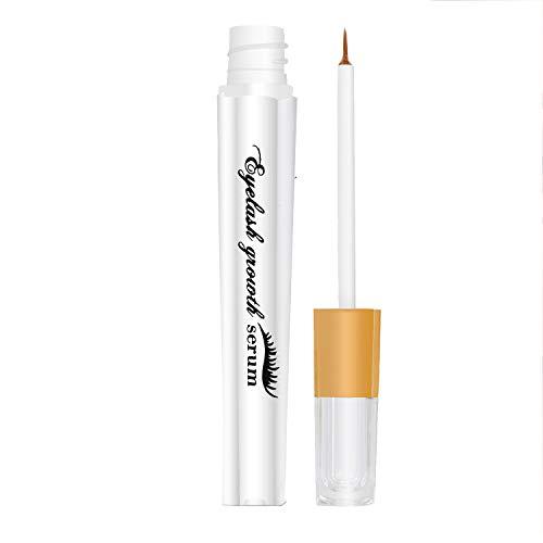 Eyelash Growth Serum Eyebrow Enhancer 5ML – Upgrade Eyelash Growth Enhancer Lash Boost Growth Serum Eyebrow Enhancer…