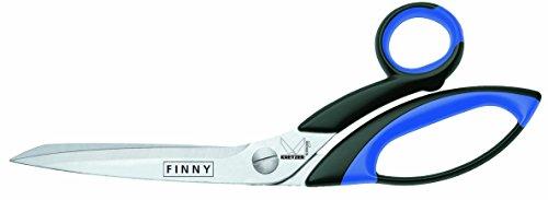 "Price comparison product image Kretzer Finny 72024 (73224) 9.5"" / 24cm - Cardboard / Foil / Sewing / Tailor's Scissors ~ Shears"