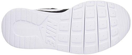Nike Boy's Tanjun Running Sneaker Black/White-White 13 by Nike (Image #4)