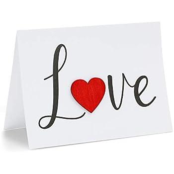 Amazoncom Best Paper Greetings 12 Pack Cute Handmade Valentines