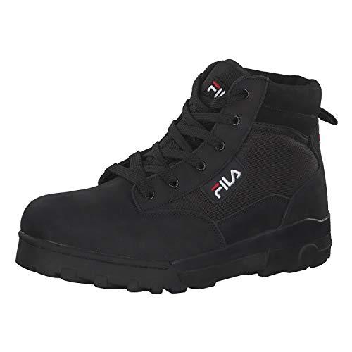 Fila Grunge Mid boots Nero Heritage L Uomo Scarpe BxwTqw1U