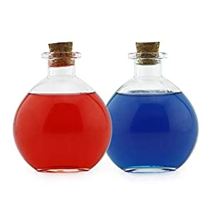 31qQxW917fL._SS300_ Large & Small Glass Bottles With Cork Toppers