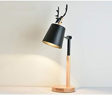 YJWOZ Protección para los Ojos lámpara de Mesa Escritorio Diamante ...