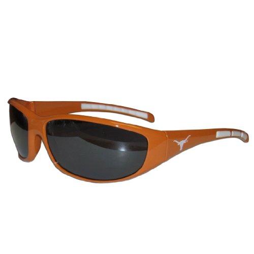 NCAA Texas Longhorns Wrap Sunglasses (Texas Longhorns Glass)