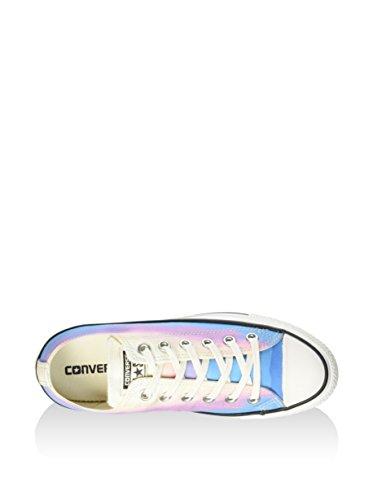Converse Sneaker All Star Ox Can Graphics Rosa/Blu EU 41 (US 9.5)