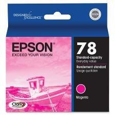 (Epson R260/r360/rx580 Standard Cap Magntamagenta Ink Cartridge For Artisan 50 Printer)