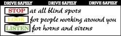 NMC BT22 Motivational and Safety Banner, - Motivational Safety Banner Shopping Results
