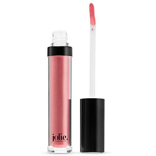 (Jolie Cosmetics Sheer Tinted Lip Plumping Gloss W/ 3D Complex)
