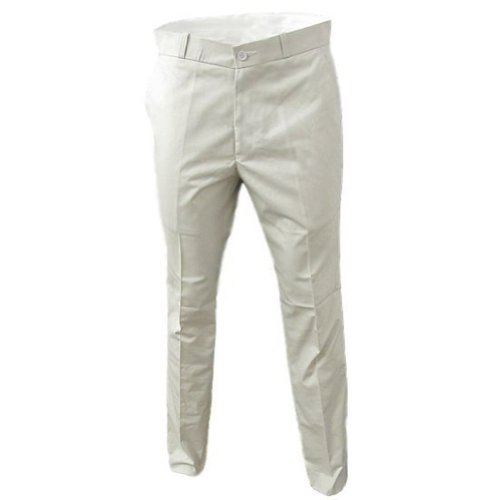 Mod Suit Trousers (RELCO Stone Sta Press/Stay Press Mod Trousers US 28)