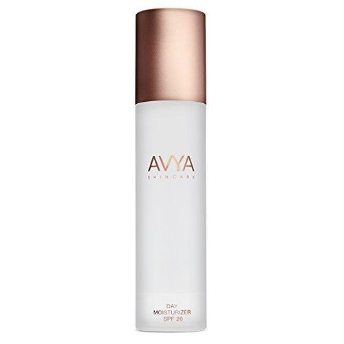 AVYA Skincare Day Moisturizer SPF 20 - Luxury Anti-Aging Moisturizer For Deep Hydration, Anti-Inflammatory, Brightening And Balancing Melanin 50ml/1.7oz