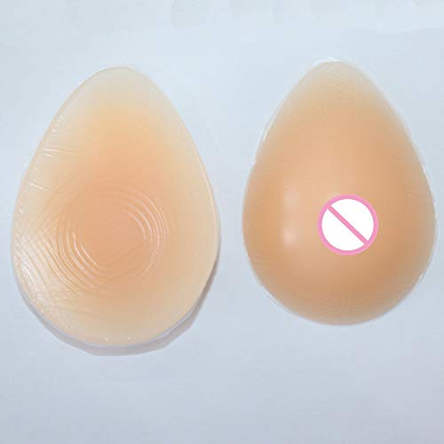 Amazon.com: Artificial Breast Silicone for Women Mastectomy Tits 240g / Pair Fake Prosthesis Big Chest Favorite: Kitchen & Dining