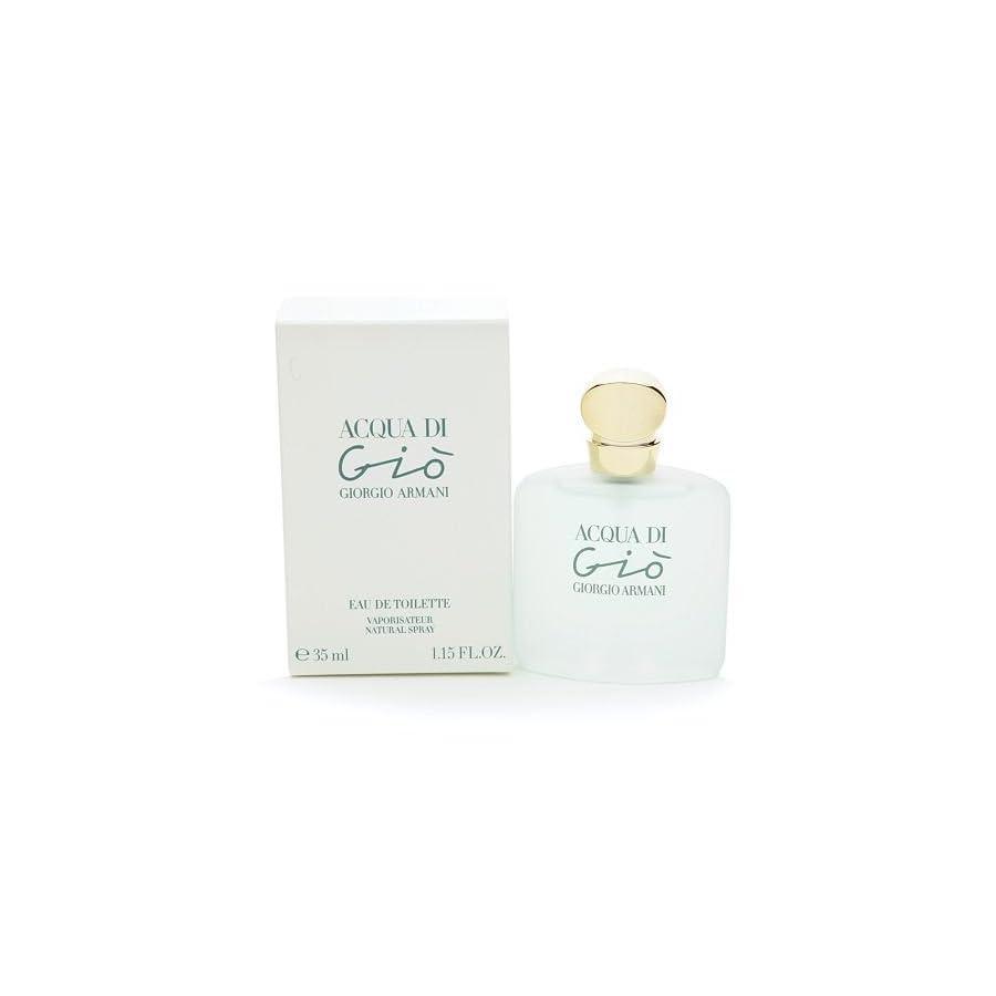 Acqua di Gio by Giorgio Armani for women Eau De Toilette Spray