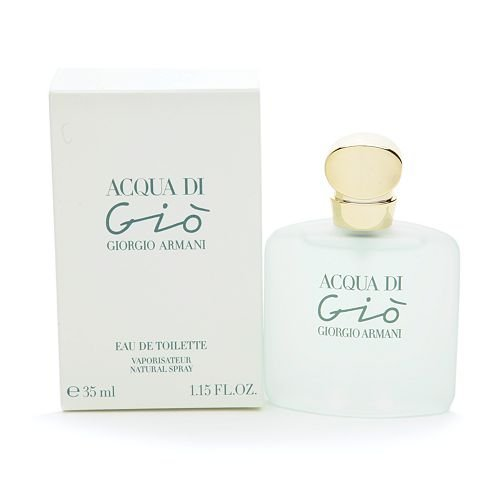 Acqua di Gio by Giorgio Armani for women Eau De Toilette Spray