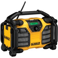 DewaltProducts Radio Jobsite W/Chrgr 20V Max, Sold as 1 Each