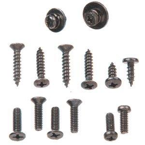 CRL PR50 Series Duranodic Bronze Finish Screw Pack Assortment - Package