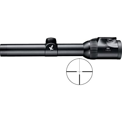 Swarovski 1-6x24 L Z6i 2nd Generation Riflescope(Matte Black)