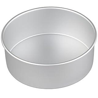 Wilton Performance Pans Aluminum Round Cake Pan, 8-Inch