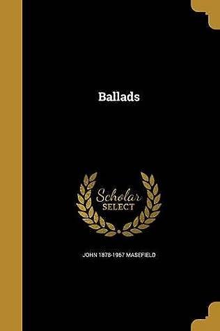 book cover of Ballads