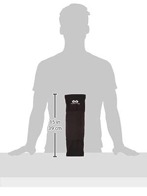 McDavid 6446 HEX padded compression leg sleeve (One Pair)
