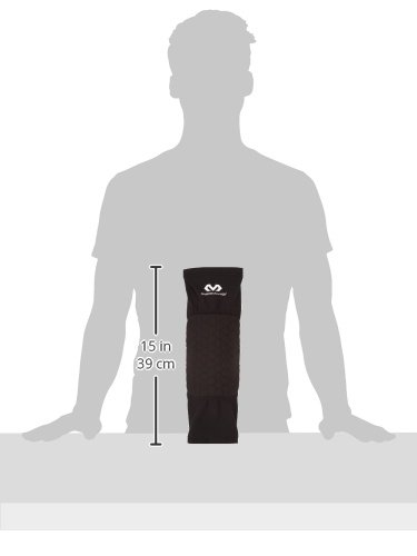 McDavid 6446 Hex Padded Compression Leg Sleeve (One Pair)