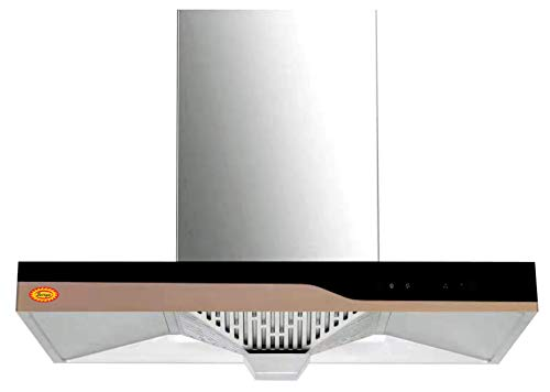 SURYA-Autoclean-Kitchen-Chimney-SU904-90-cm-Electric-Chimney-With-Hood-Filtresless-Model-SU904-Hand-Wave-Sensor-Completely-Automatic-Auto-Clean-Touch-Control-Filter-less