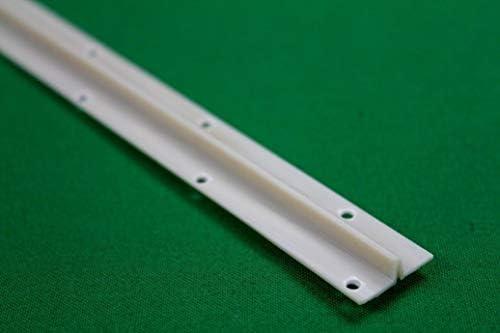 10 Meter | Fugen Schnellputzprofil für Innen und Außen | PVC | Hexim | PUTZPROFIL