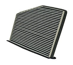 WIX Filters   24489 Cabin Air Panel, Pack Of 1