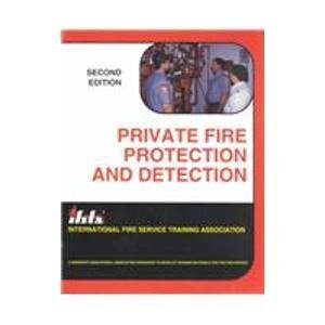 Private Fire Protection and Detection IFSTA #35703