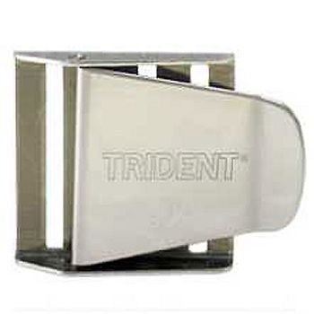 New Trident Stainless Steel Weight Belt Buckle by Trident