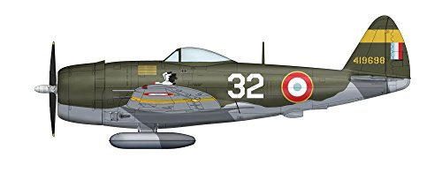 1/48 P-47D サンダーボルト `ラファイエット` HA8409