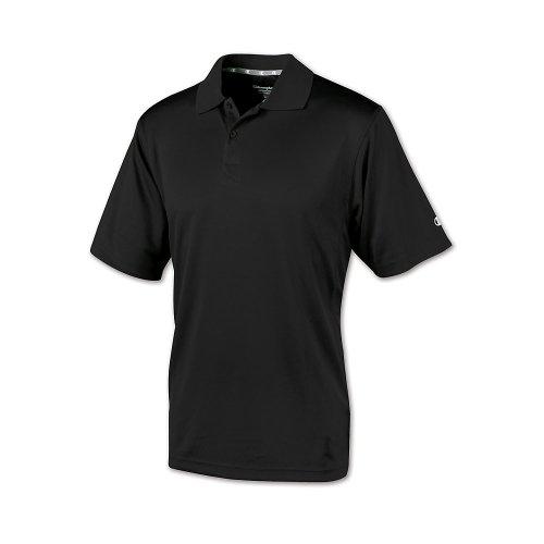 Champion Herren Poloshirt XXXXX-Large schwarz - schwarz