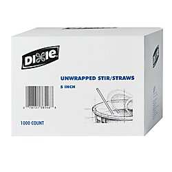 Dixie(R) Coffee Stirrers, Box Of 1000 ()